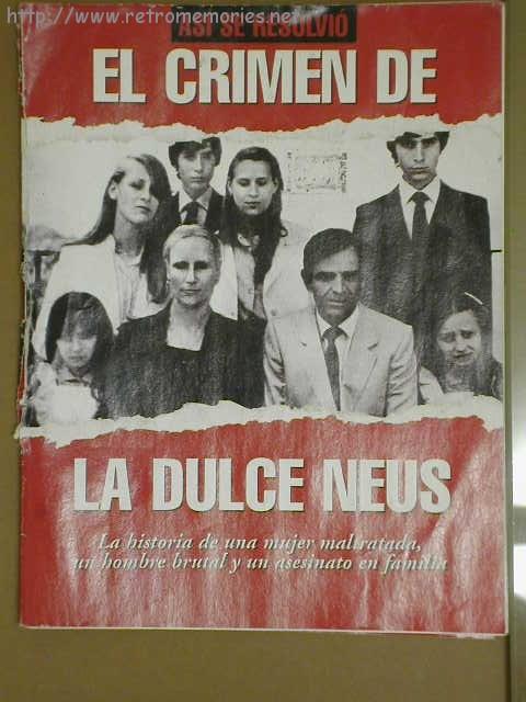 Revista Corónica La Dulce Neus