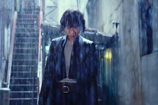 The Villaines rain