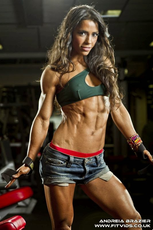 Andreia Brazier-female fitness-fitness women