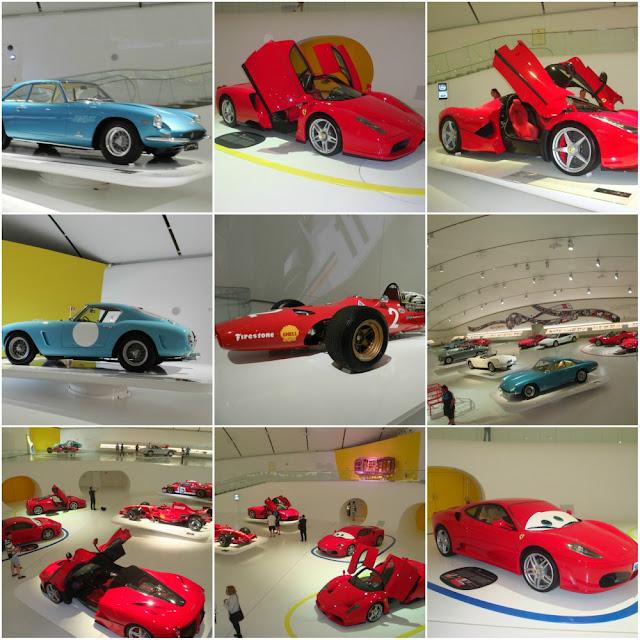 O que fazer em Modena? Roteiro para algumas horas na cidade da Ferrari - Museo Enzo Ferrari