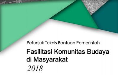 Download Petunjuk Teknis FKBM 2018