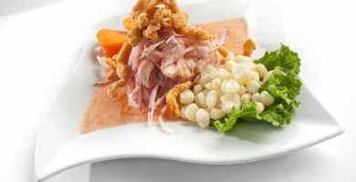 receta de ceviche carretillero peruano