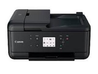 Image Canon PIXMA TR7520 Printer