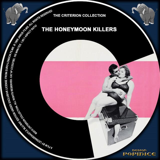 The Honeymoon Killers Bluray Cover