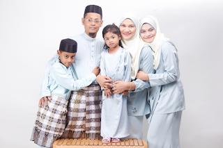 Azera Family Portrait