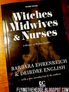 Book Review: Witches, Midwives, and Nurses by B. Ehrenreich and D. English