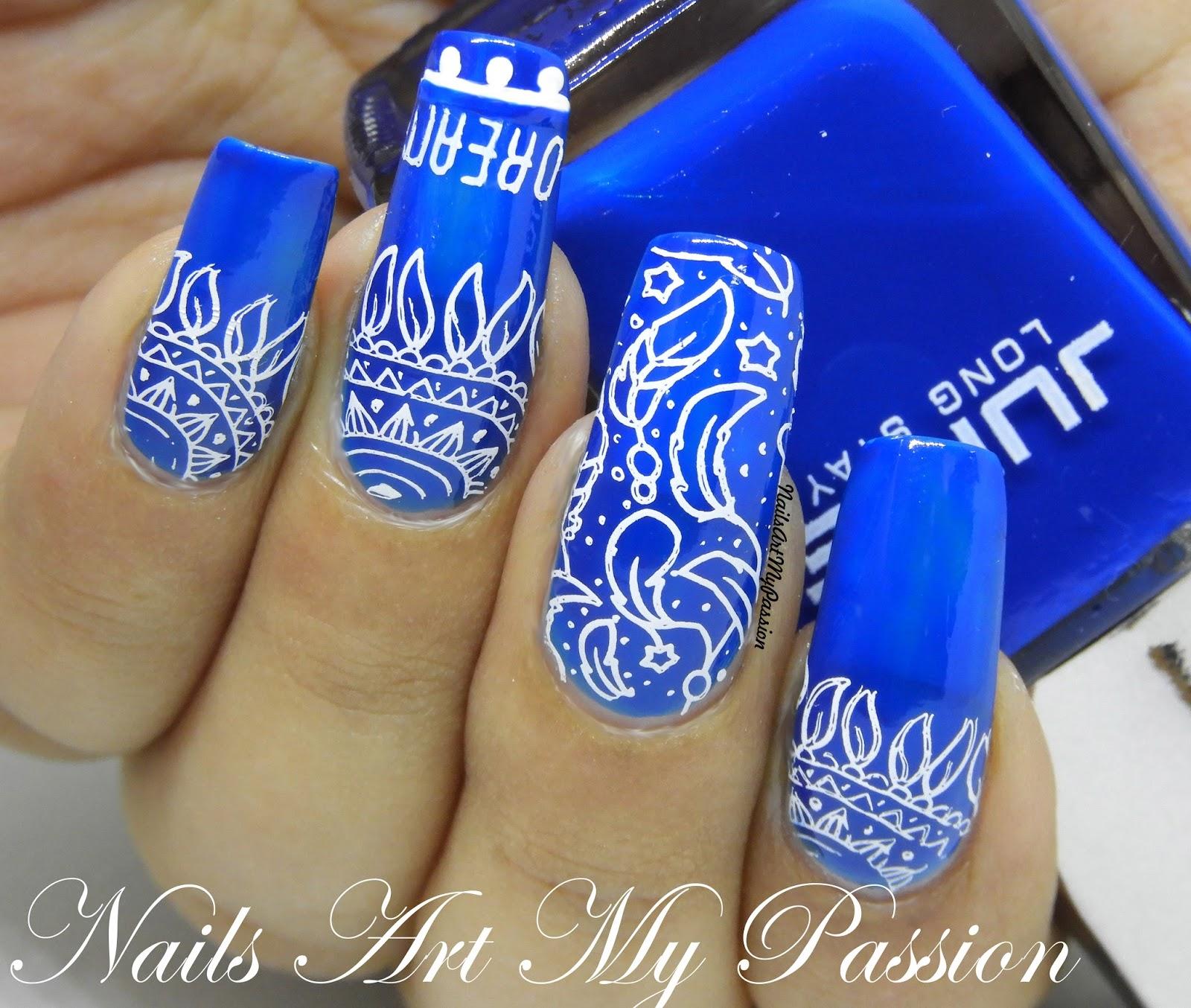 Nail Art My Passion: May 2017