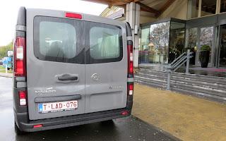 Taxi Aéroport Charleroi