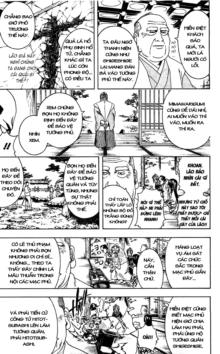 Gintama Chap 388 page 10 - Truyentranhaz.net