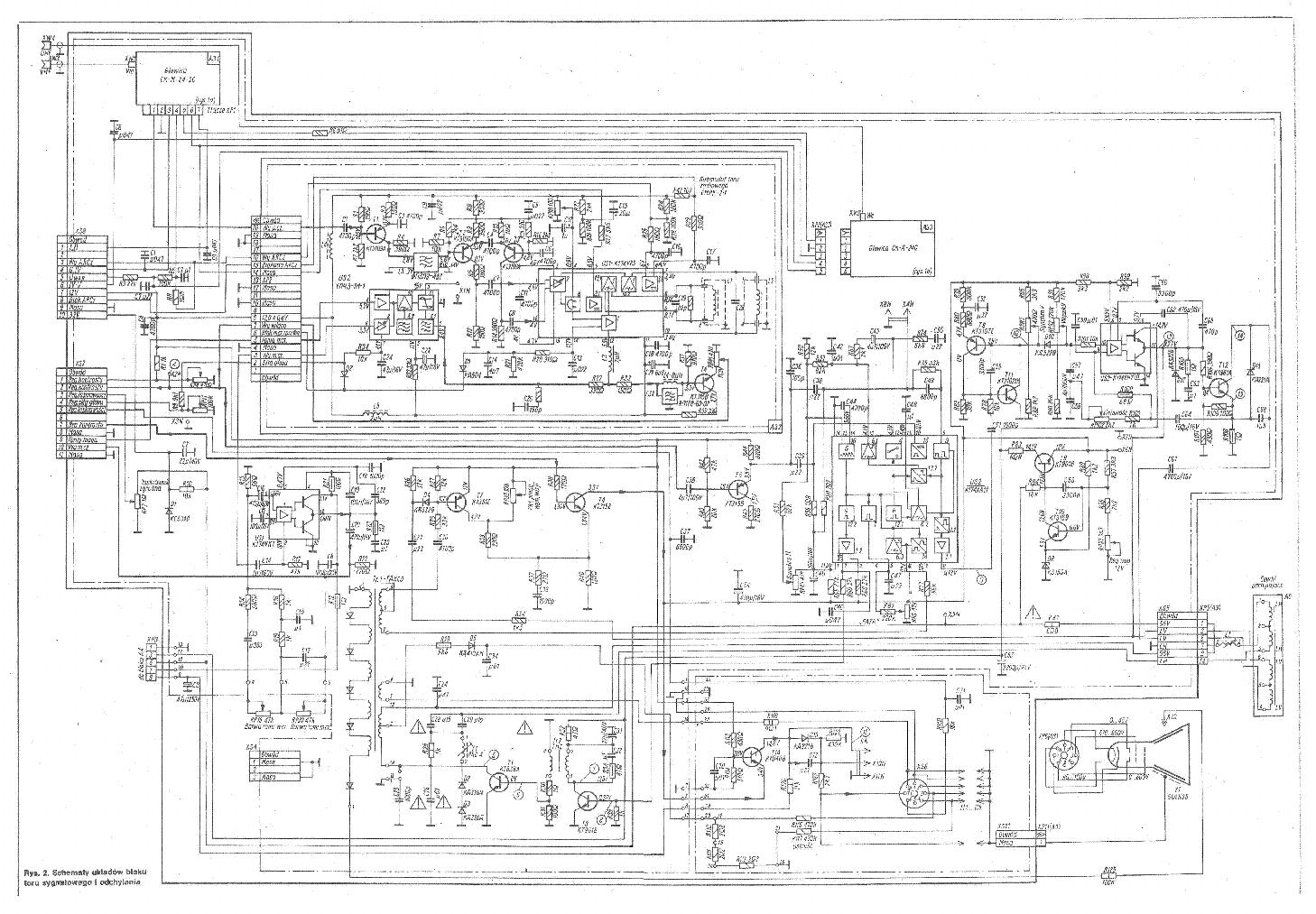 FOTON 234D Wiring Diagram