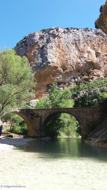 Sierra de Guara, els millors ponts, Aragó