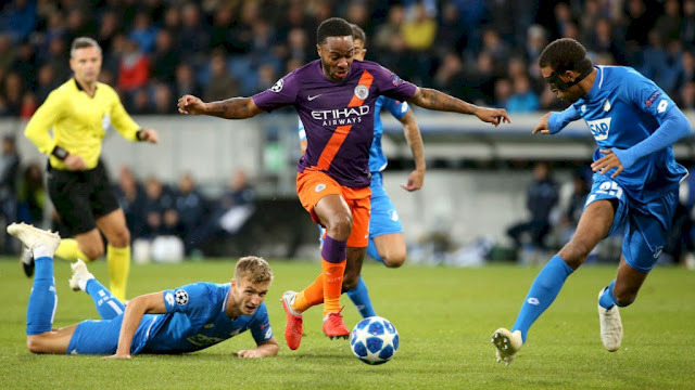Man City vs Hoffenheim