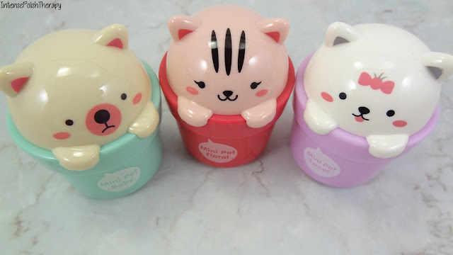 Mini Pet Hand Cream Set | The Face Shop