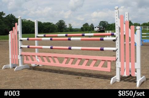 horse jump gates