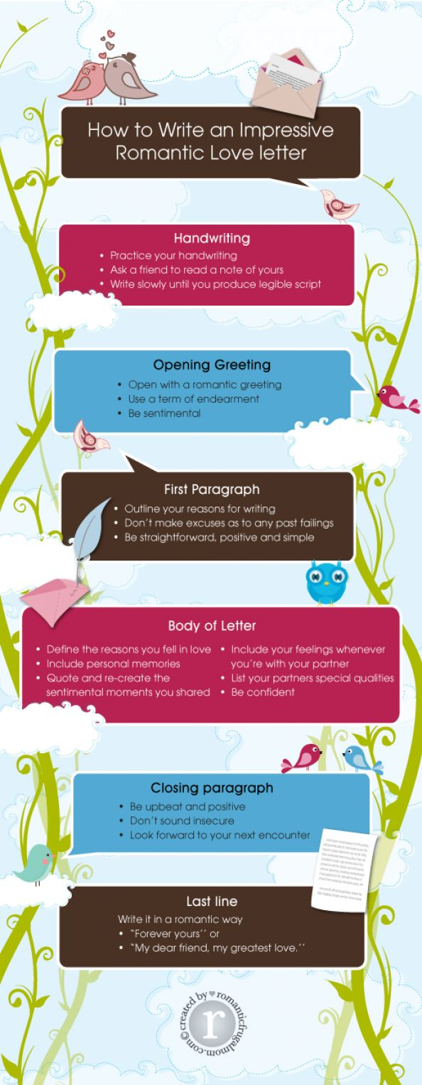 more romantic love letter tips can be found at below infograph