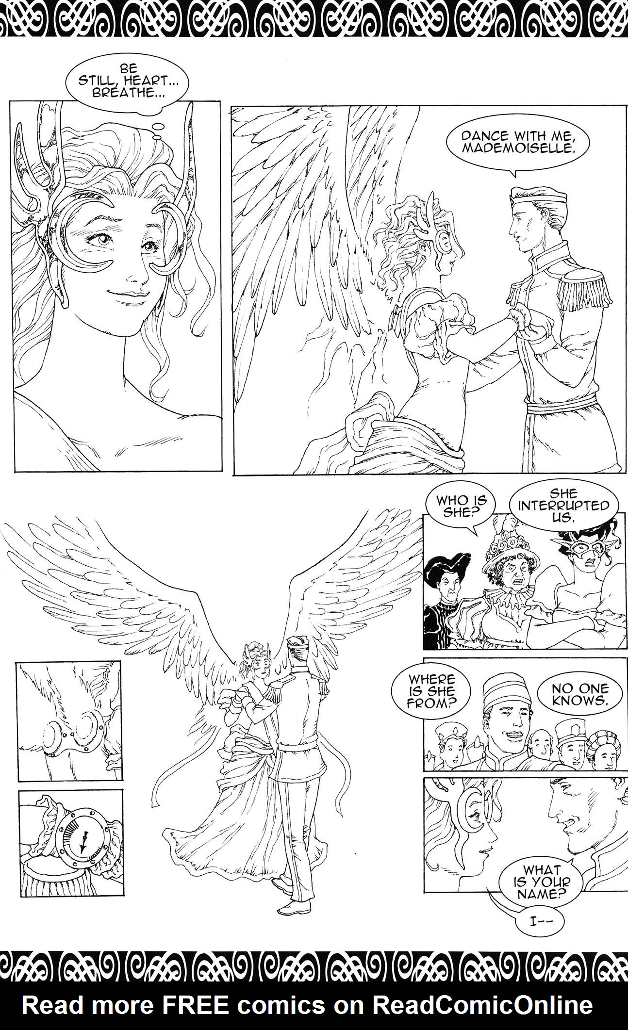 Read online Steampunk Fairy Tales comic -  Issue # Full - 27