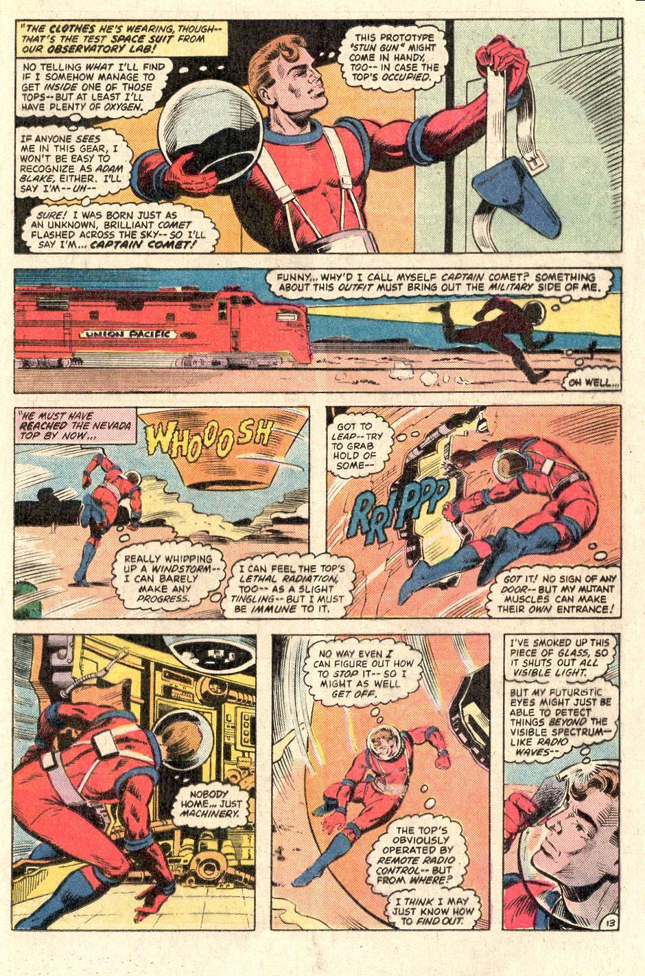 Read online Secret Origins (1986) comic -  Issue # _Annual 1 - 50