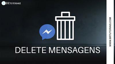 Apagar todas as Mensagens no Messenger - BR TUTORIAIS