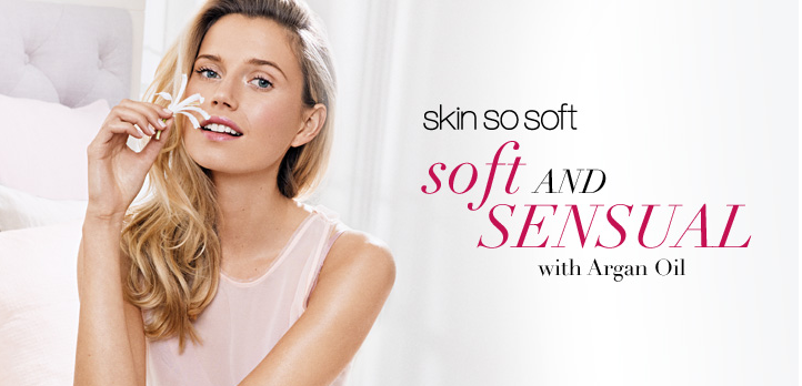 SKIN SO SOFT - SOFT AND SENSUAL | AVON