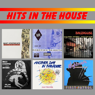 Discos bolicheros de los 80 y 90 for 90s house hits