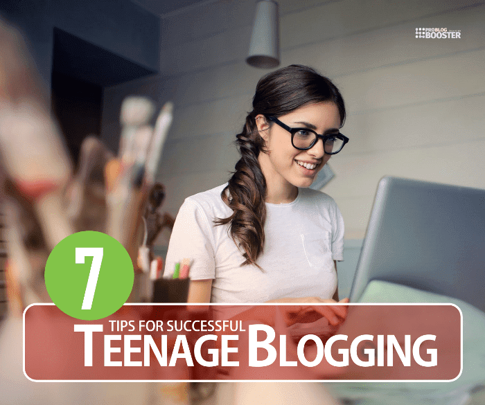 Make Money Blogging as a Teenager