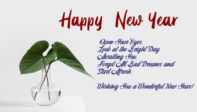New Year Greetings