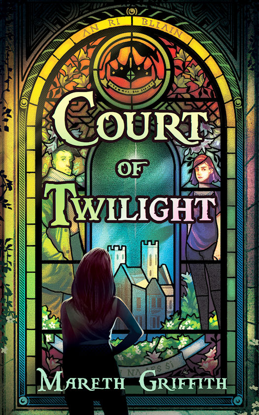 Interview with Mareth Griffith, author of Court of Twilight