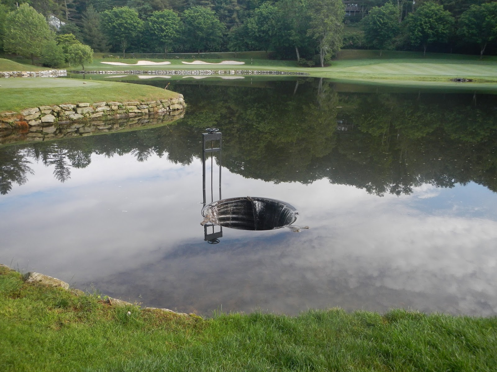 Highlands Falls Country Club Golf Course Maintenance The