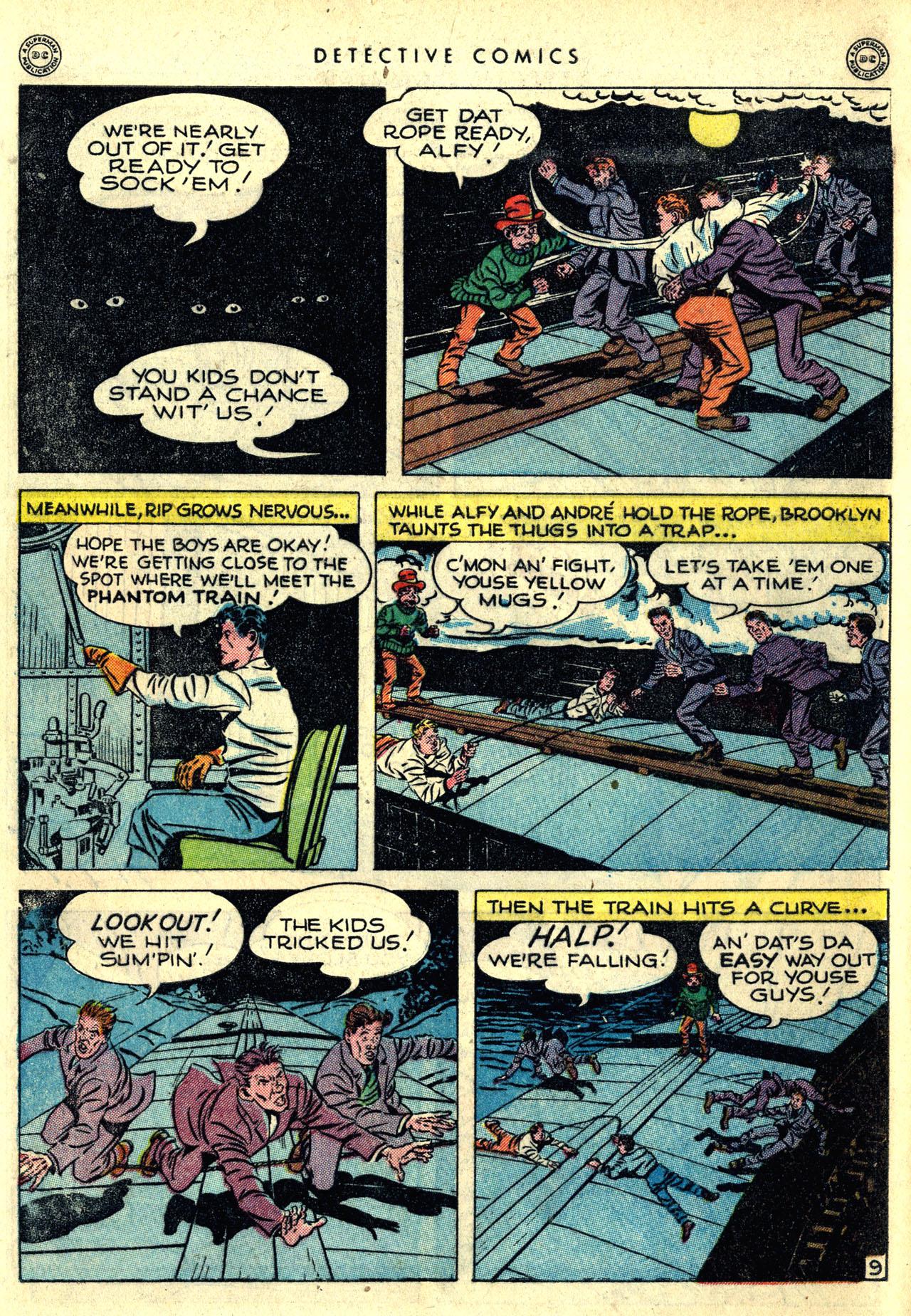 Read online Detective Comics (1937) comic -  Issue #121 - 46