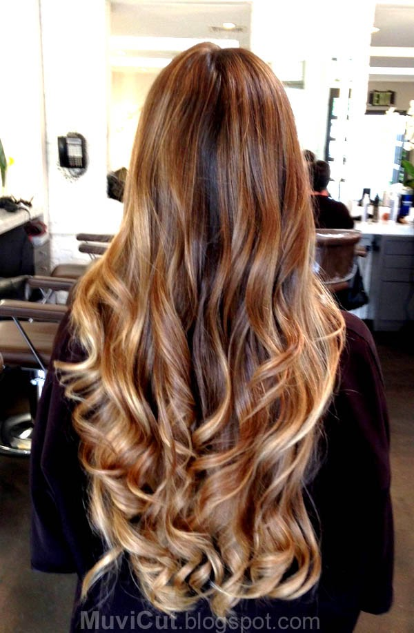 Long Hair Extensions A Natural Hair Style Everyday