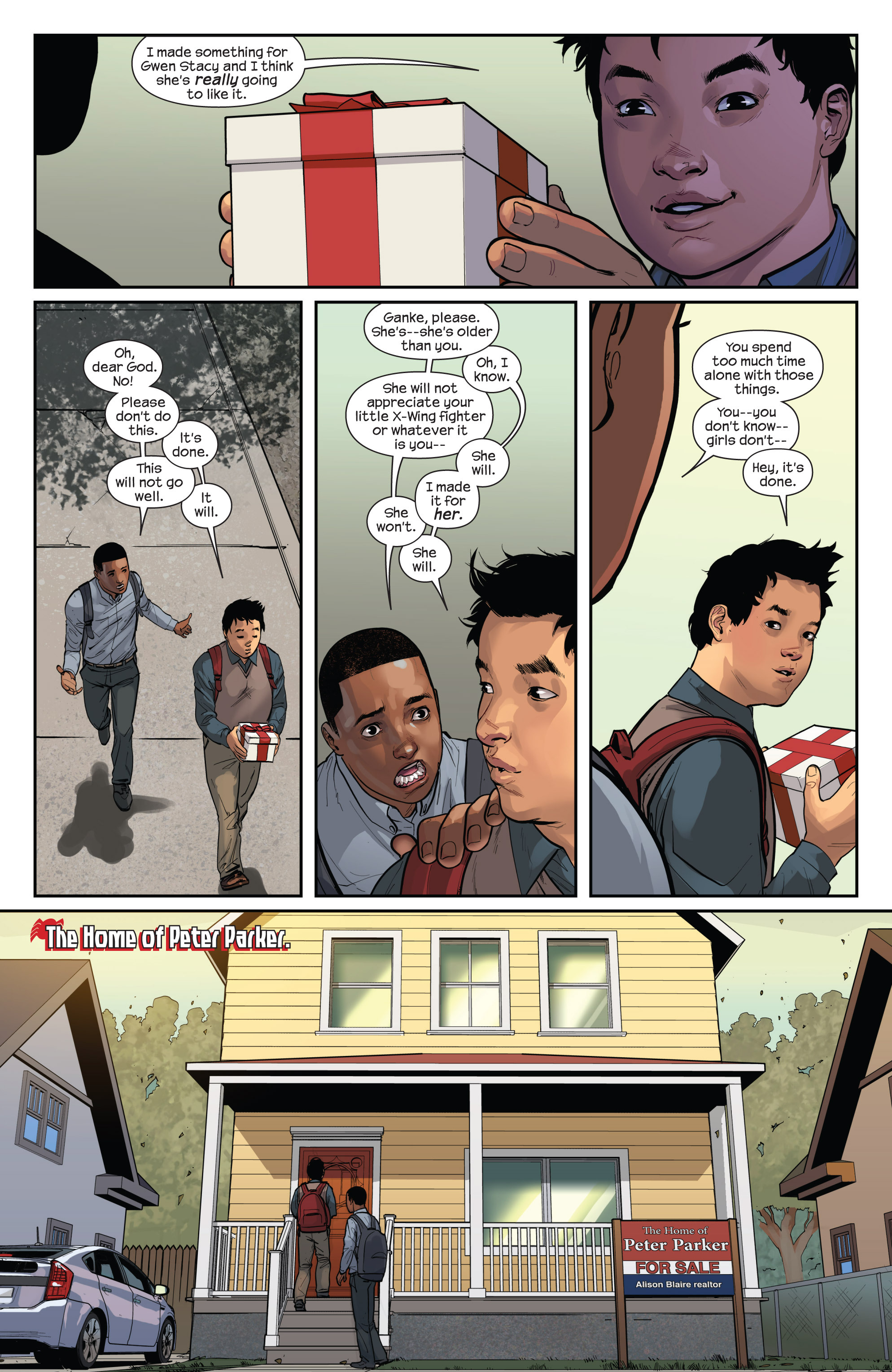 Read online Ultimate Comics Spider-Man (2011) comic -  Issue #200 - 4