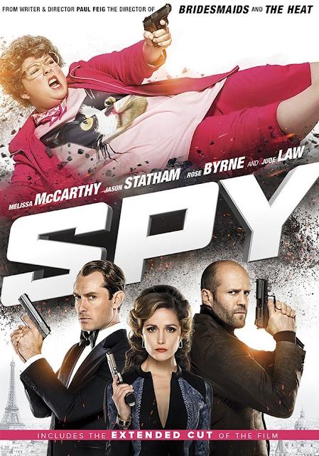 Spy [DVD9] [Latino]