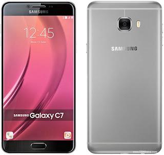 Samsung Galaxy C5 vs C7