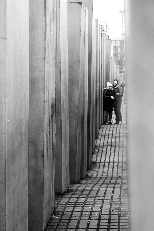 Holocaust Memorial in Berlin - travel & lifestyle blog