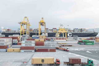 Dati di traffico del porto di Trieste