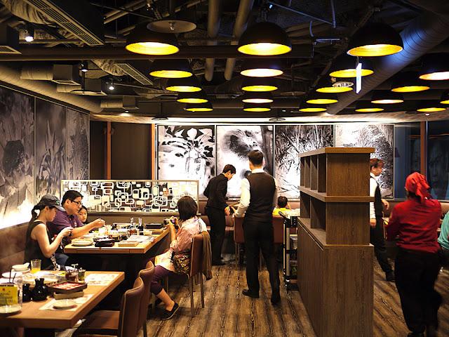 P1300665 - 熱血採訪│台中大魯閣新時代餐廳,5月試營運的momo paradise壽喜燒