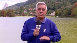 Repórteres da Globo pensaram em greve após demissão de Mauro Naves