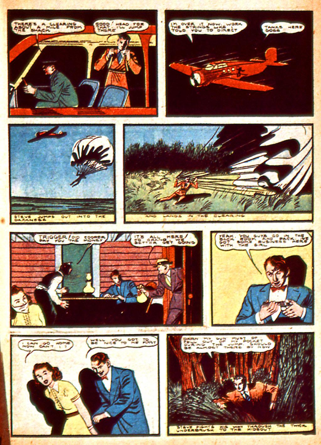Read online Detective Comics (1937) comic -  Issue #37 - 46