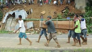 Korban Tanah Longsor di Kampung Culu Ditemukan Semua, Operasi SAR Ditutup