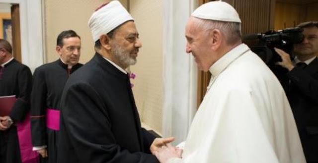 NU Dukung Dokumen Persaudaraan Kemanusiaan yang Diteken Grand Syekh Al-Azhar-Paus