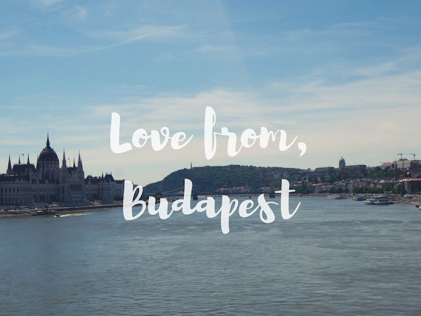 Love From, Budapest.