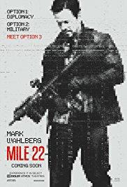 Nonton Film - Mile 22 (2018)