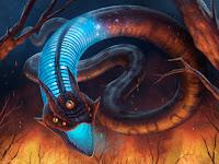 Boitata, Mythology, Snake Monster, Demons, Myths, Brazil, Monsters, Monster