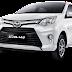 Warna Toyota Calya 2017