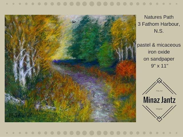 Natures Path by Minaz Jantz