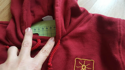 How to add a zipper to a hooded sweatshirt