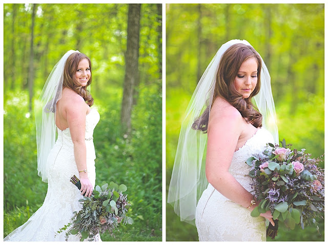 wedding at Hidden Hollow Farm
