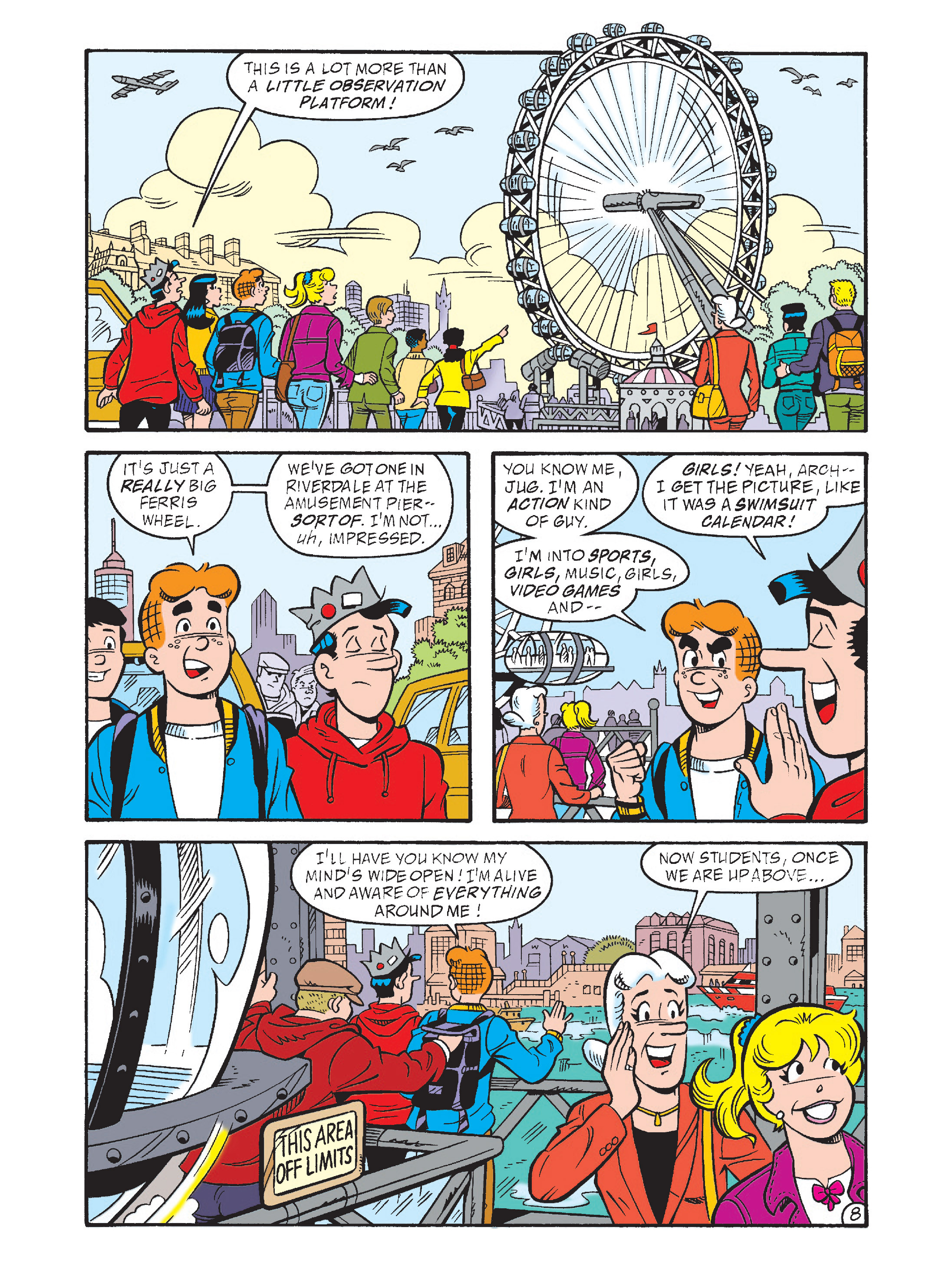 Read online Archie's Funhouse Double Digest comic -  Issue #1 - 43