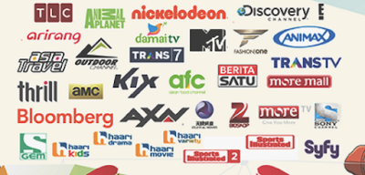 Paket dan Channel Skynindo Terbaru 2017