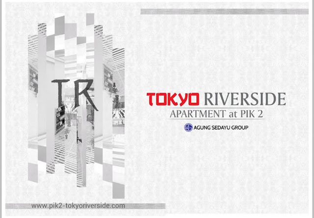 Brosur Tokyo Riverside Apartment at PIK 2